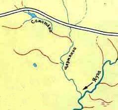 Куда впадает река яуза схема фото 112